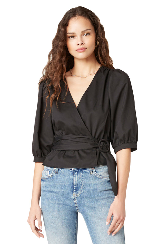 Dynasty Puff Sleeve Top