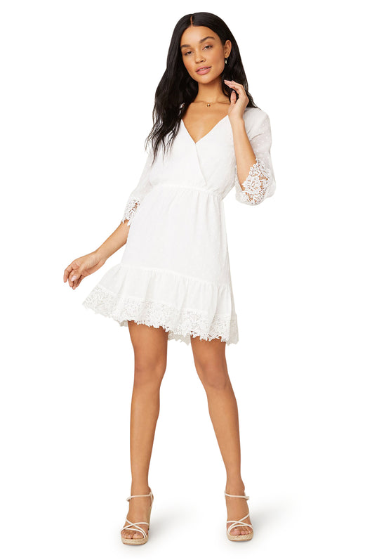 Chiffon The Spot Dress
