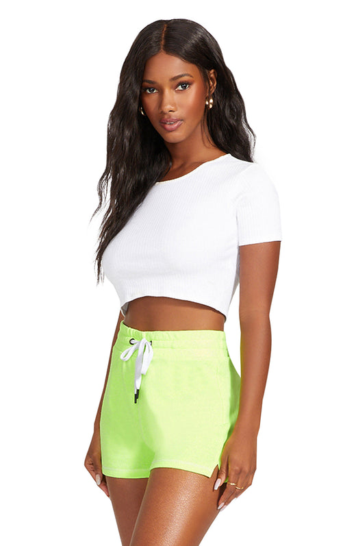 Neon The Run Lounge Shorts