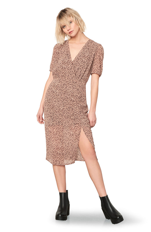 Dusky Business Midi Dress