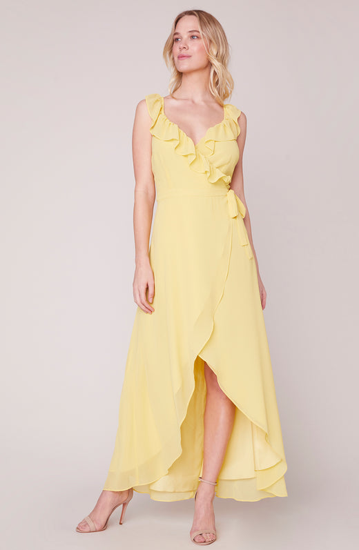 Formation Bridesmaid Dress