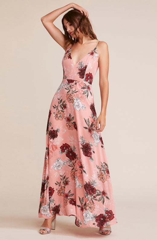 Seeking Arrangements Bridesmaid Dress