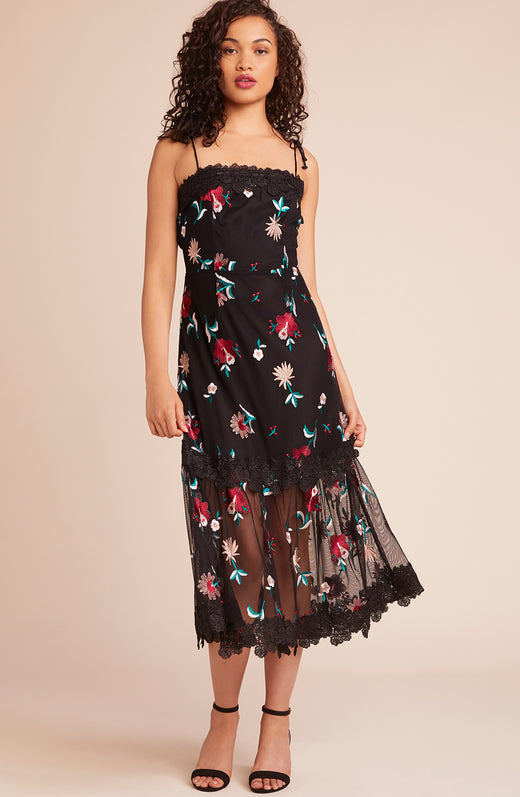 Let's Dance Midi Dress
