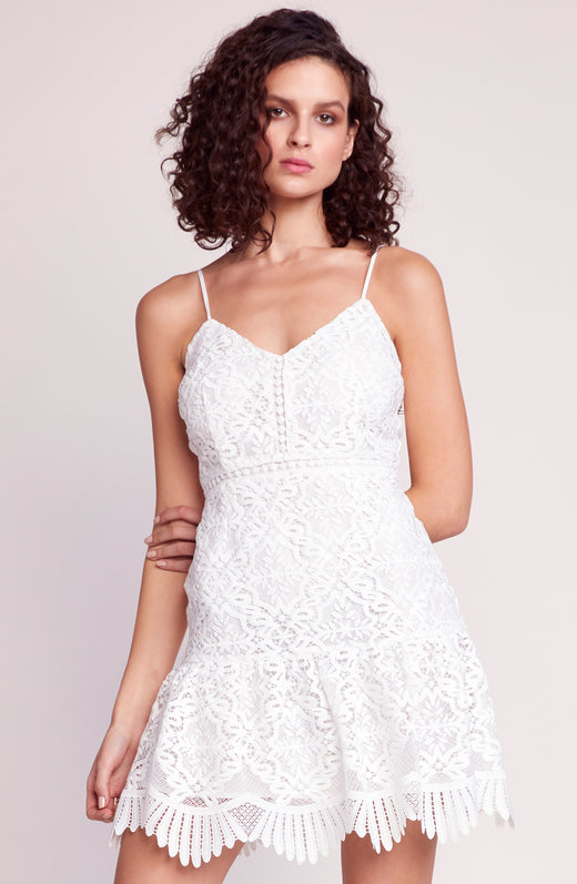Party has Arrived Lace Dress