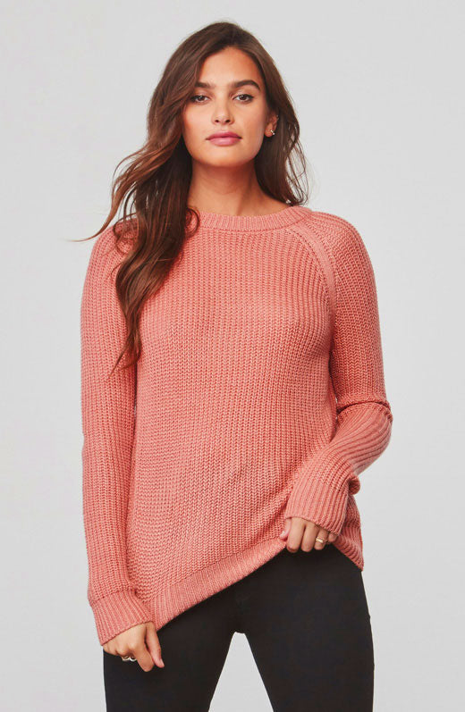 Percival Open Panel Back Sweater