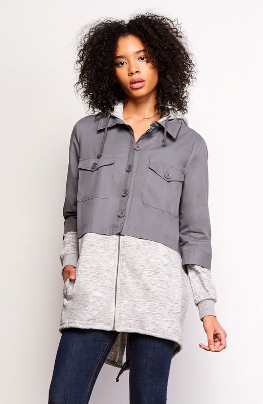 Curie Canvas Jacket