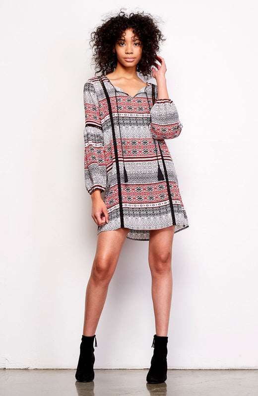 Colbie Tunic Dress
