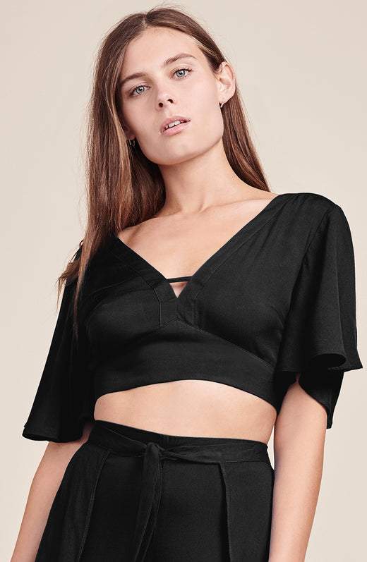 Kiana Crop Top