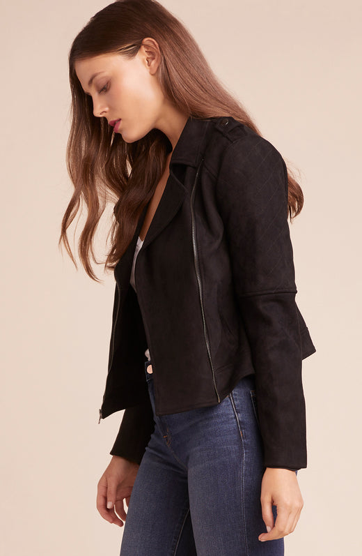 Women S Jackets Leather Suede Amp Bomber Styles Bb Dakota