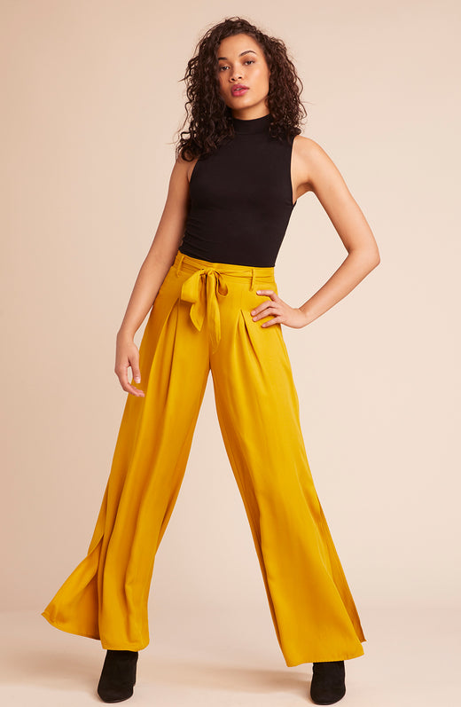 Hold On Tight Wide Leg Pant