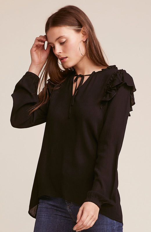 Love Spell Ruffle Top