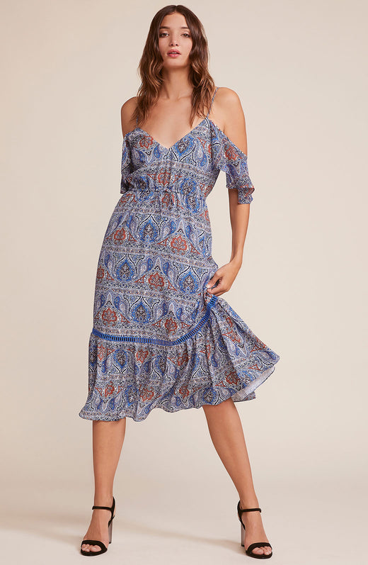 Marrakesh Express Printed Dress