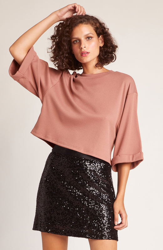 Touching The Art Wide Sleeve Top