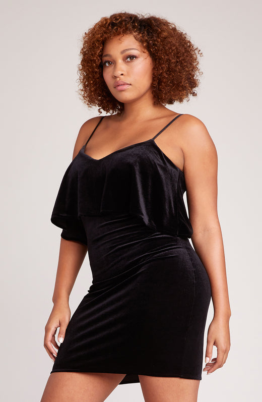 Midnight Special Velvet Dress