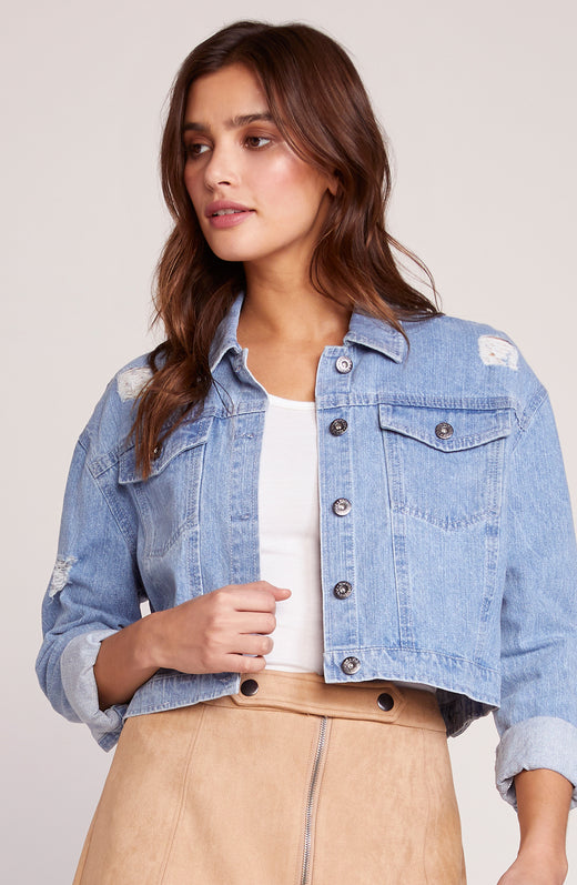 Billie Jean Denim Jacket