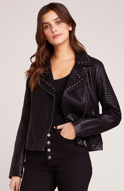 Tough Cookie Vegan Leather Jacket