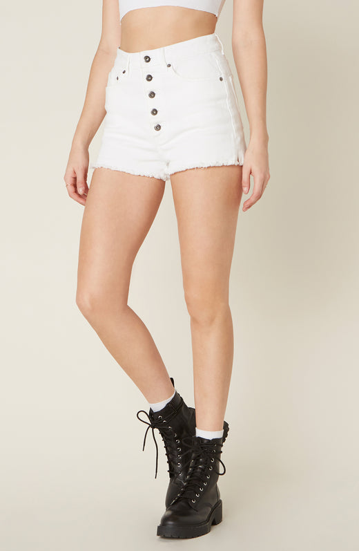 Down to Business Denim Short