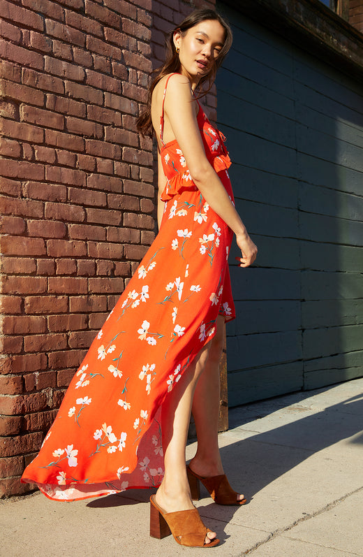 Let it Grow High Low Maxi