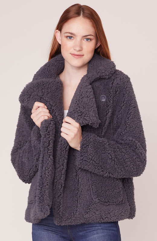 Soft Skills Faux Fur Jacket