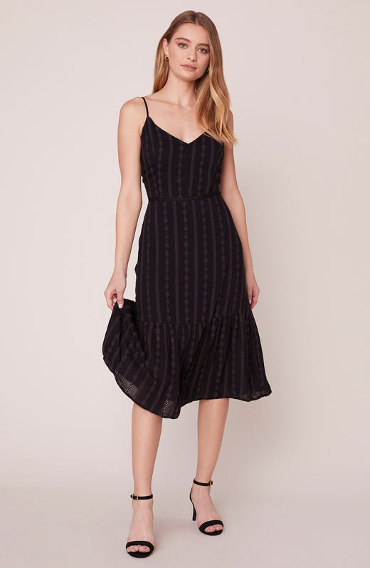 You Thread My Mind Midi Dress