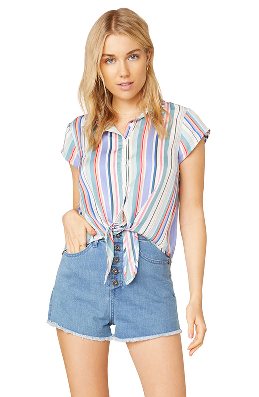 Shirt Feelings Striped Blouse