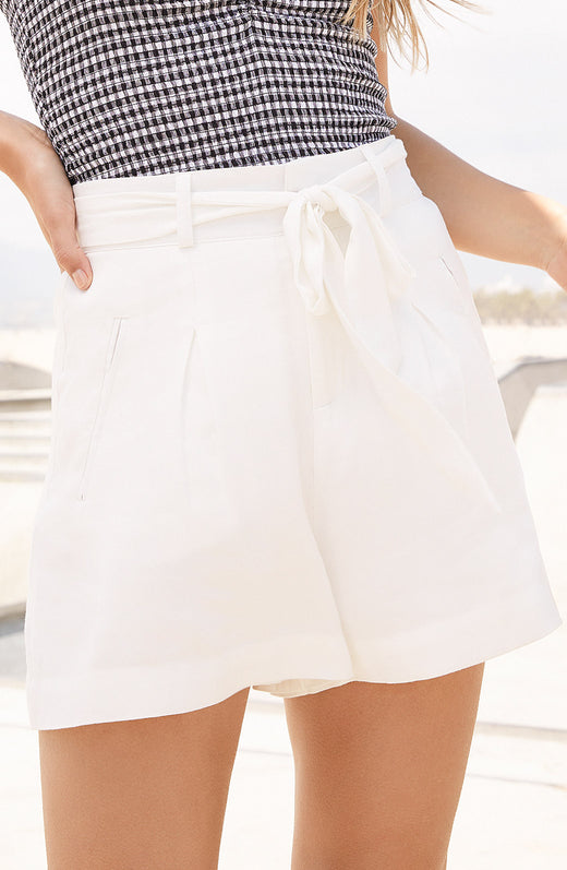 Easy Breezy Tie Waist Short