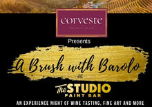 Privé A Brush with Barolo - Wine Tasting