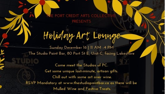 Holiday Art Lounge
