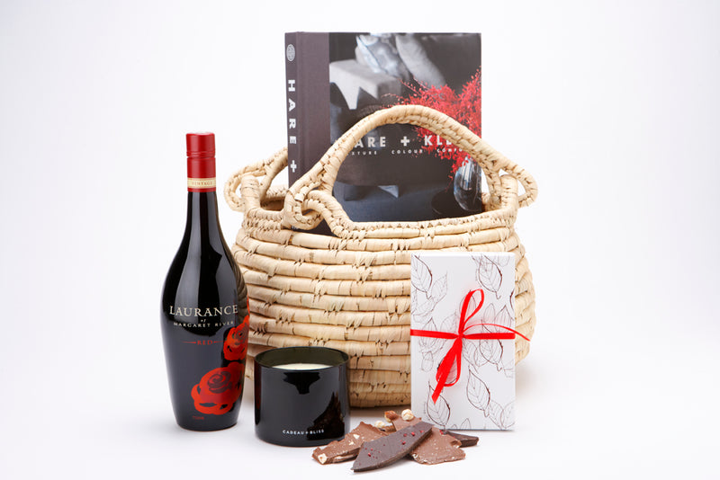 Luxurious Bliss Gift Basket features in Home Beautiful magazine