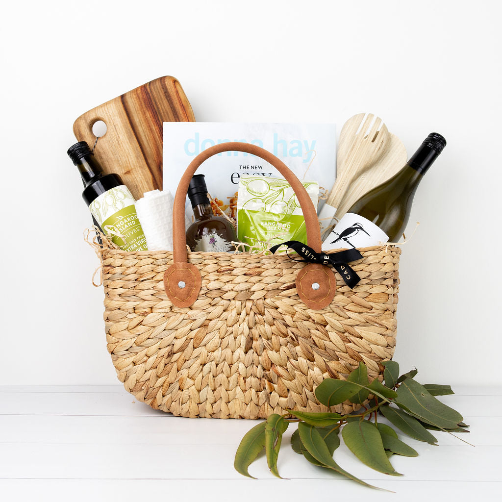 Kitchen harvest basket