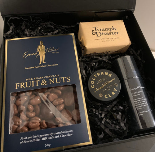 Gentlemens Pamper box