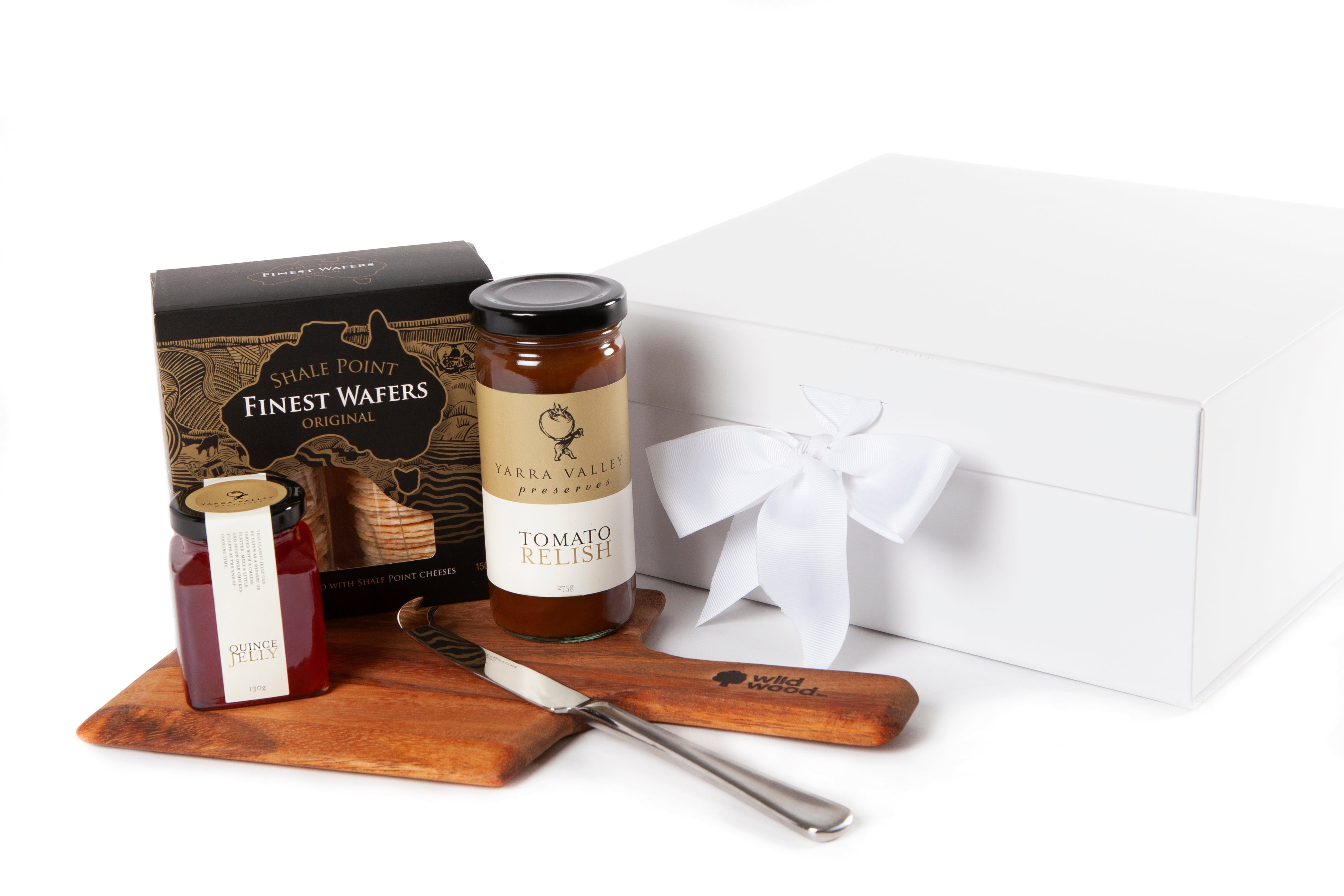 Cheeseboard Gift Box - Cadeau + Bliss