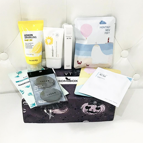 Bomibox September 2018
