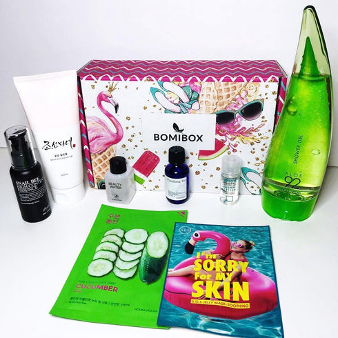 Bomibox March 2019