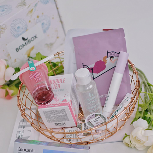 Bomibox November 2018