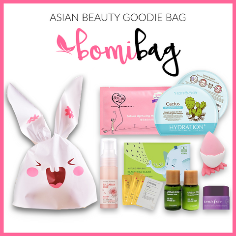 Bomibag Korean Beauty Bag