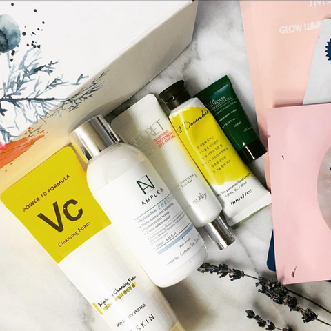 Bomibox October Korean Skincare Box