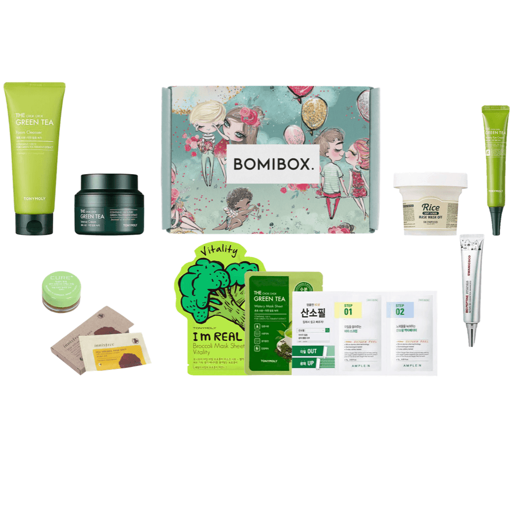 Bomibox Korean Beauty Box #1$ Korean Beauty Box korean beauty box,korean subscription box,korean beauty products,korean skincare, best korean skincare,best korean products oily skin, best korean products acne,korean skincare top, top korean products