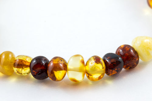 100% Certified Baltic Amber - Polished Mixed