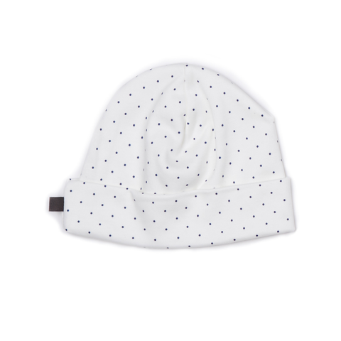Organic Cotton Beanie - Cherries