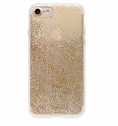 iPhone 6/7 Case, Clear Champagne