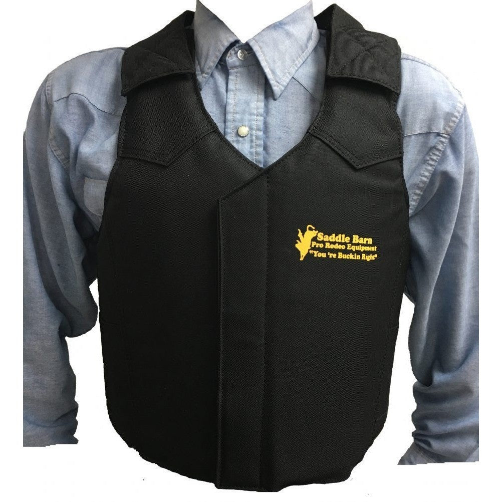 SADDLE BARN ADULT CODURA VEST