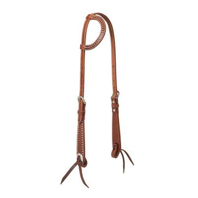 ONE EAR BASKETSTAMP HEADSTALL