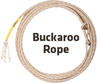 CACTUS NYLON BUCKAROO RANCH ROPE
