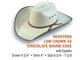 ATWOOD PALM LEAF HEREFORD LC 5X CHOC BOUND EYE PAL