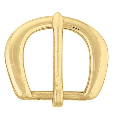 #5 SOLID BRASS BUCKLE 1 1/2