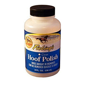 ABSORBINE SUPERSHINE CLEAR HOOF POLISH