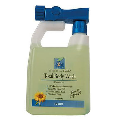 EZ ALL TOTAL BODY WASH 32 OZ W/ HOSE NOZ