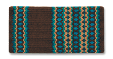 MAYATEX CANYONLAND BROWN TEAL 38X34
