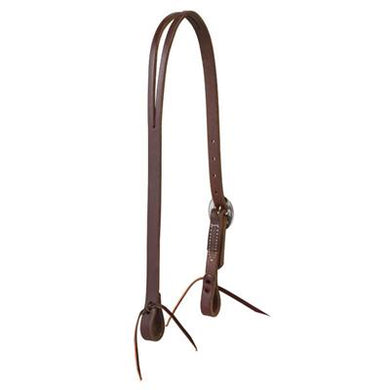 HEAVY HARNESS 3/4 IN SPLIT EAR HEADSTALL